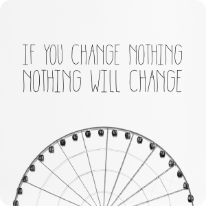 Motivation - Nothing Will Change